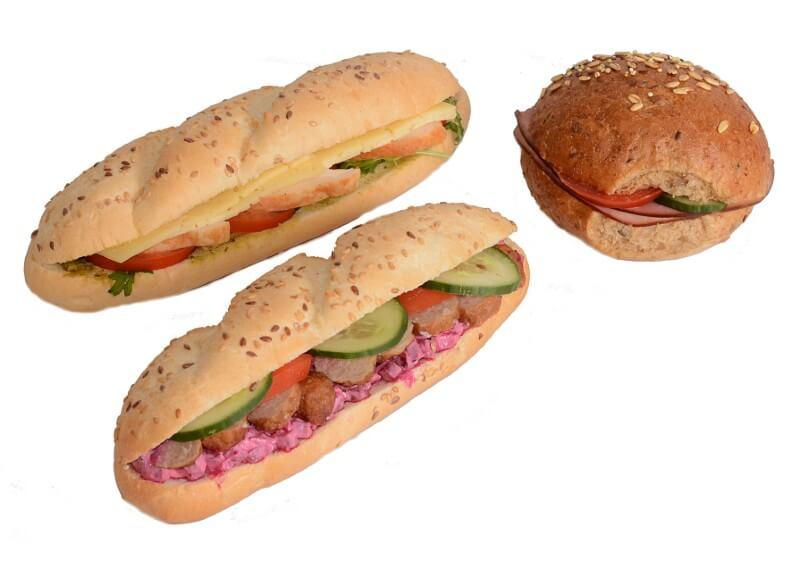 Baguetter och Smörgåsar